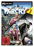Big Hit Pack: Far Cry 4 Limited Edition & Watch Dogs - [PC]