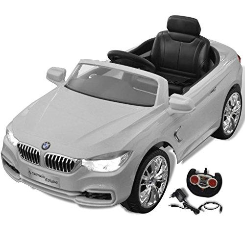 BMW Décapotable Blanche 6v