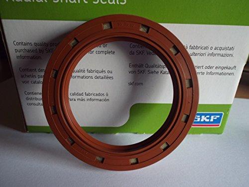 55x 75x 10mm SKF Viton R23/TC Doppel Lip Oil Seal Edelstahl Spring