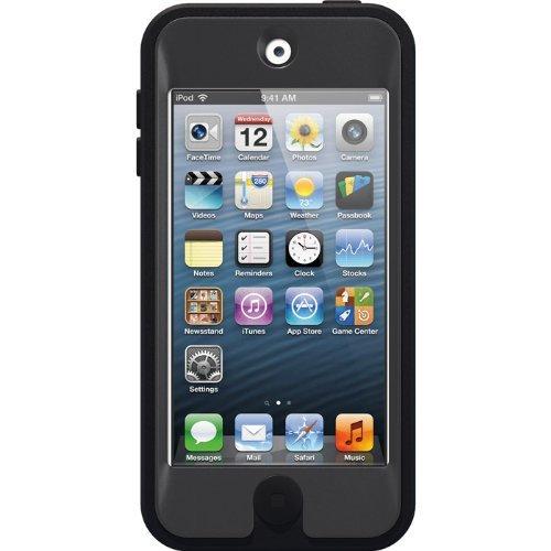 OtterBox Defender Schutzhülle für Apple iPod Touch 5./6./7. Generation blau/schwarz - ohne Verpackung Otterbox Defender Ipod Touch