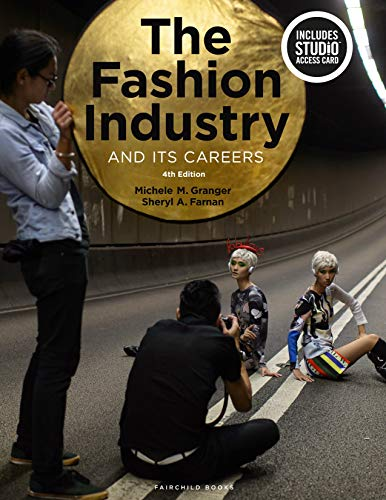 The Fashion Industry and Its Careers: Bundle Book + Studio Access Card