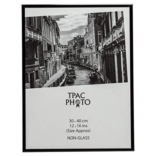Photo Album Company /PAAF3040B-BLK - Marco Fotos Aluminio