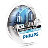 H7 Philips Diamond Vision Ultimate white light Halogen