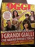 I GRANDI GIALLI CHE HANNO DIVISO L'ITALIA (Nomi di OGGI) - Edizione speciale agosto 2011