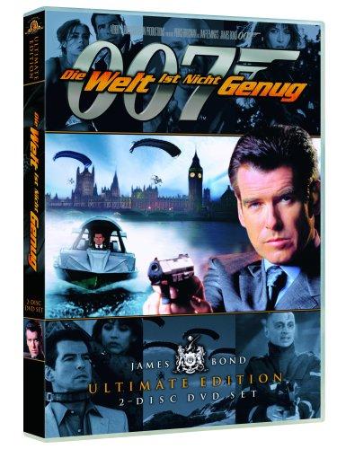 James Bond 007 Ultimate Edition - Die Welt ist nicht genug (2 DVDs)