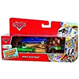 Disney/pixar cars world of cars exclusive fancy road new gift hudson-doc de mater, ramone and green) 1:55 scale enfants, les enfants, jeux, jouets, jeux