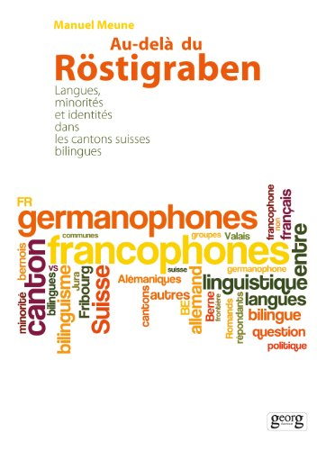 Au delà du Rostigraben (Bilingue)