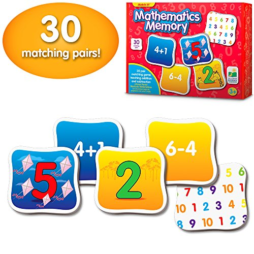 Learning Journey The Match It! Mathe Memory (Spiel Memory Match)