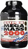Weider MEGA MASS 2000 4,5 kg, Erdbeer