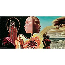 "Póster Miles Davis ""Portada del albúm Bitches Brew"" (91,5cm x 45,5cm)"