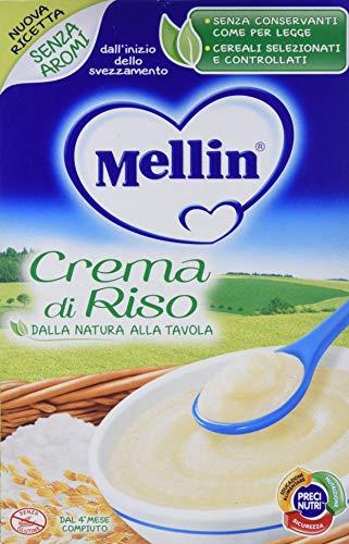 Mellin crema di riso da 200 grammi