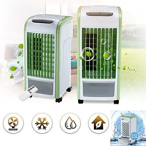99native Acondicionador de Aire Frío Portátil 3 en 1. Climatizador, Humidificador y...