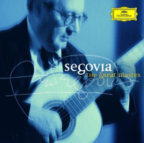 Segovia - The Great Master (Set)