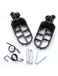 Repose-pieds Yunshuo Piquets de pied pour PW 5080Pw50Dirt bike Pit 110125140
