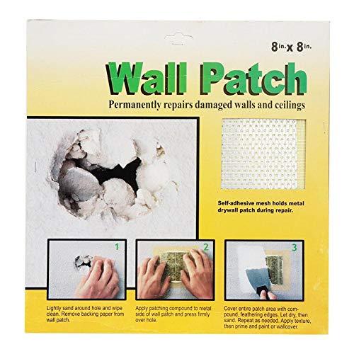 Wandreparatur-Werkzeug, Glasfaser Fix Dry Hole Ceiling Patch-Schäden(8 * 8in.) -