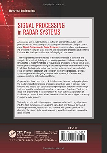 Signal Processing in Radar Systems