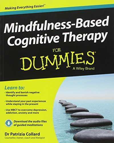Mindfulness-Based Cognitive Therapy For Dummies by Collard, Patrizia (2013) Paperback