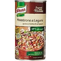 Knorr Minestrone di Legumi, Gustosa Ricetta di Campagna - 500 gr
