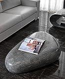 Stones Beistelltisch Stein FS/003/GS Gray