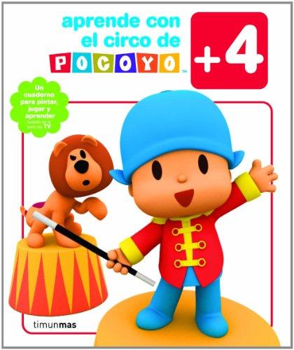 Aprende con el circo de Pocoyo (Cuentos y actividades)