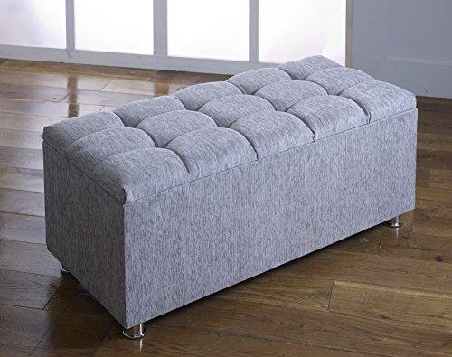 cubed-chenille-diamante-ottoman-toy-storage-blanket-box-various-colours-light-grey