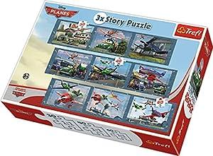 TREFL - Puzzle Aviones Disney Aviones de 30 Piezas (39.8x26.6 cm) (90306)