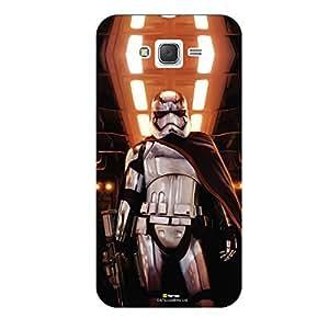 Hamee Official Star Wars The Force Awakens Licensed Designer Slim Fit Hard Back Case Cover for Samsung Galaxy On5 / On5 Pro Captain Phasma 5