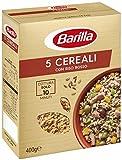 Barilla Mix 5 Cereali - 6 confezioni da 400 gr [2400 gr]