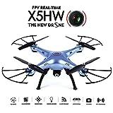 GoolRC Drone Wifi FPV 0.3MP HD Caméra RC Quadcopter avec Fonction de...