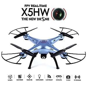 GoolRC X5HW Wifi FPV Drone con fotocamera HD Live Video altitudine tenere funzione RC Quadcopter