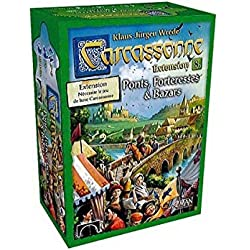 Asmodee Carcassonne Bazars ponts forteresses