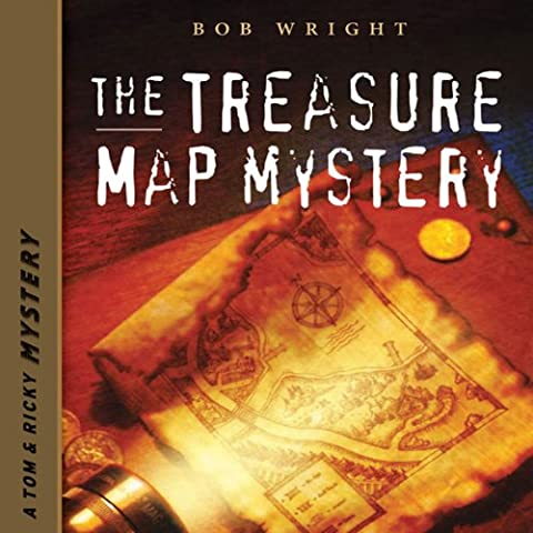 The Treasure Map Mystery: Tom and Ricky Mystery Series, Set 1