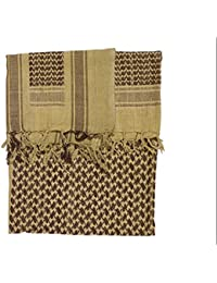 Shemagh - Sand/Black - Army Scarf