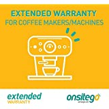 Onsitego 2 Years Extended Warranty for Coffee Makers/Machines (Rs.0 to 5000) (Email Delivery - No Physical Kit)