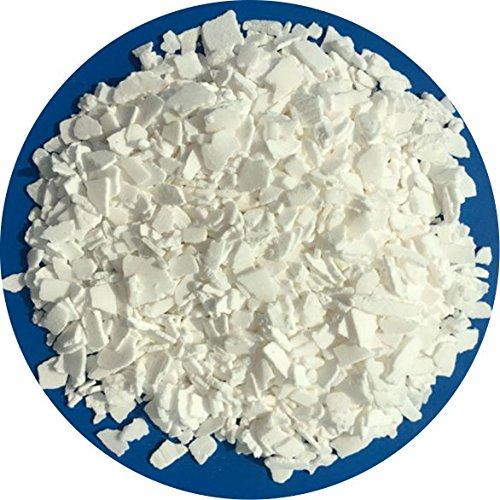 Desconocido Calcio cloruro 50 g – CaCl2 Copos de dihidratación Ideal para Hacer Queso