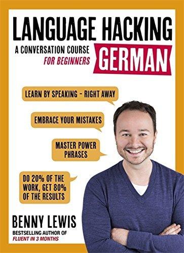 Language Hacking German (Language Hacking with Benny Lewis) by Benny Lewis (2016-09-27)