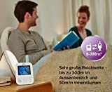 Philips AVENT SCD620/26 Video Babyphone, 2.7 zoll - 4