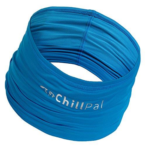 Flügel-mädchen-tee (Chill Pal Mesh Kühlendes Handtuch - Kühlung Handtuch - Mikrofaser - Farbwechsel blau)