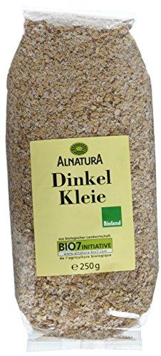 Kleie-müsli (Alnatura Bio Dinkel-Kleie, 250 g)