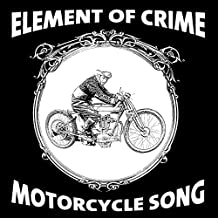 Motorcycle Song/Man-I-Toba (Red Vinyl) [Vinyl Single]