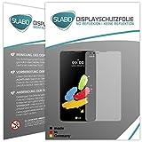 2 x Slabo Bildschirmfolie für LG Stylus 2 Bildschirmschutzfolie Zubehör