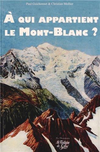 A qui appartient le Mont-Blanc ?