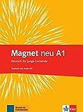 Magnet neu A1: Deutsch für junge Lernende. Testheft mit Audio-CD