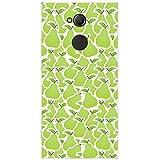 Fancy A Snuggle graphique Fruits téléphone Housse/Coque rigide pour téléphone portable Sony, Pears Fruit, Sony Xperia XA2