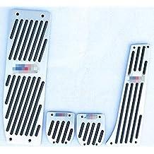 Cubierta Antideslizante para Pedal de Freno de Combustible de Coche para E30, E36, E87