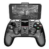 Slri Bluetooth-Gamepad + 2,4 G Empfänger für Android iOS PS3 Spielekonsole Player