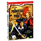 The Princess and the Pirate (1944) { IMPORT } Plays Region 2 ; starring BOB HOPE & VIRGINIA MAYO