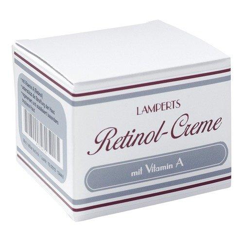 Crème Retinol lamperts 50 ml crème