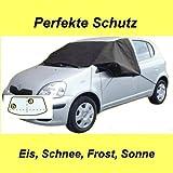 Frost Scheibenschutz Auto Frontschutzscheiben Abdeckung Seiten inklusive Türenschloss ist auch geschützt