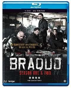 Braquo - Intégrale saison 1 et saison 2 [Blu-ray]